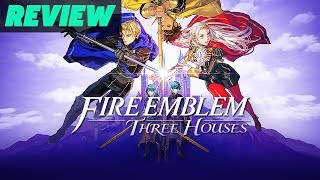 Fire Emblem: Three Houses Review (Video Game Video Review)