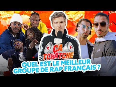 #ÇaTchatche : Quel est le meilleur groupe de rap français ?
