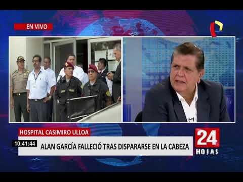 """Mauricio Mulder sobre García: """"Su gesta es una gesta de unidad"""" (1/3)"""