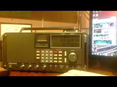 Compare Radios Grundig Satellit 800 Millennium vs Icom PCR1000
