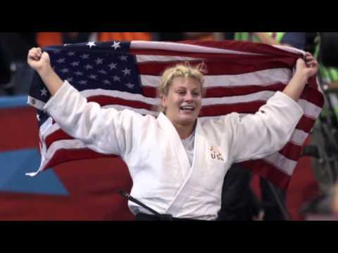 Kayla Harrison Wins First-ever U.S. Judo Gold