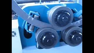DOUBLE BENDER 90 RING ROLLER FLAT BAR// BOX SECTION //TUBE PIPE//PROFILE 230 V