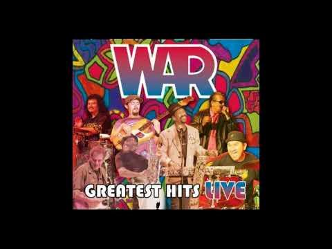 War Greatest Hits Live