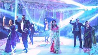 BEST SURPRISE WEDDING DANCE NIBASANDA & LISHENDRI