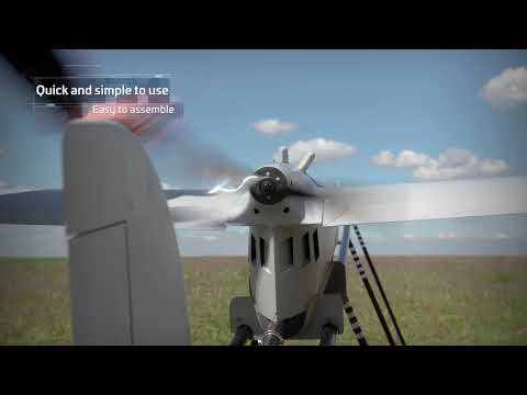 Thales unveils SpyRanger 550 at 2019 Paris Air Show! - Thales