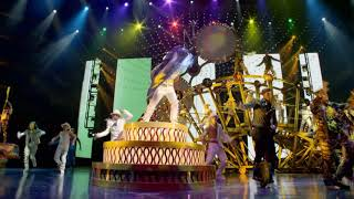 Video Michael Jackson ONE by Cirque du Soleil | Official Preview of the show download MP3, 3GP, MP4, WEBM, AVI, FLV Juni 2018