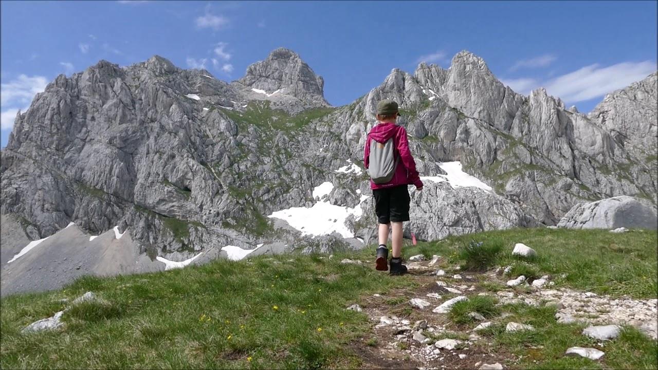 Montenegro Via Dinarica Trekking mit Zelt