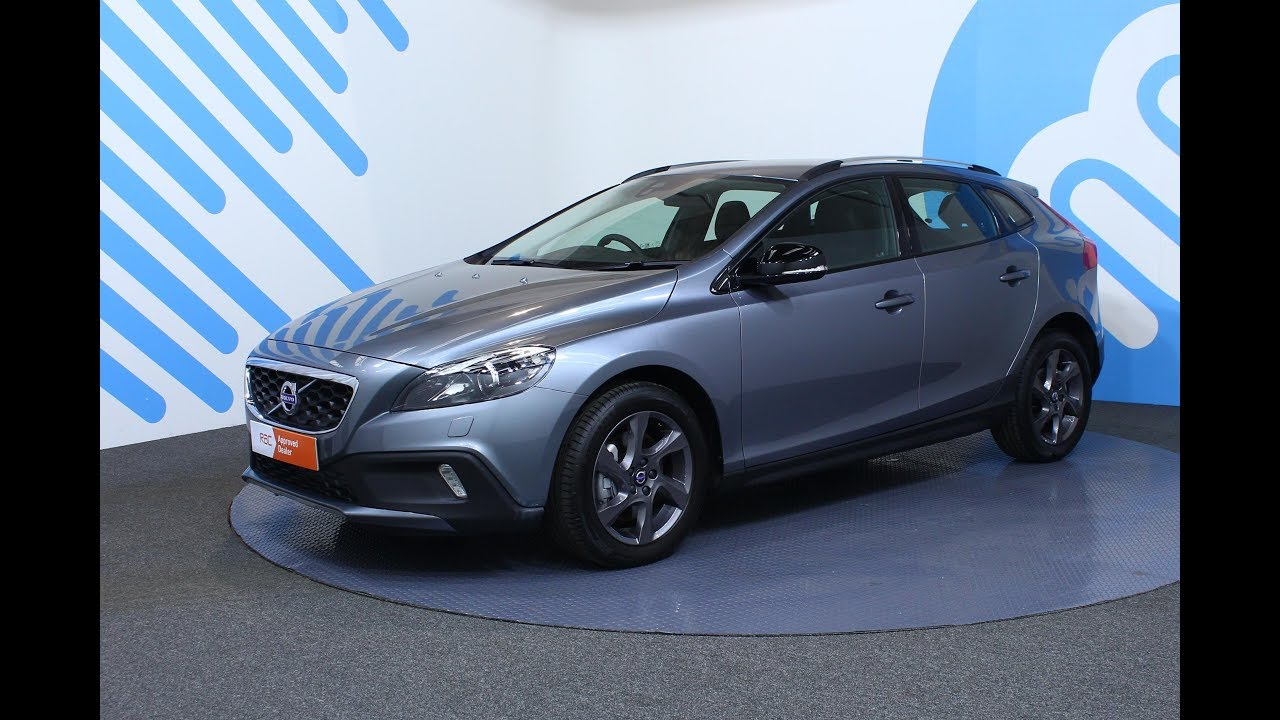 volvo v40 cross country 2 0 td d2 lux geartronic 5dr start stop youtube