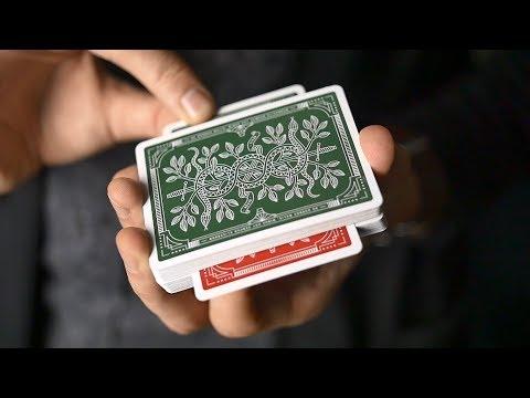 ЛУЧШИЕ ФОКУСЫ С КАРТАМИ   СМЕНА ЦВЕТА КОЛОДЫ КАРТ   ОБУЧЕНИЕ ФОКУСАМ