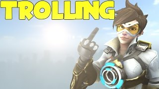 OVERWATCH SHOUTCAST TROLLING