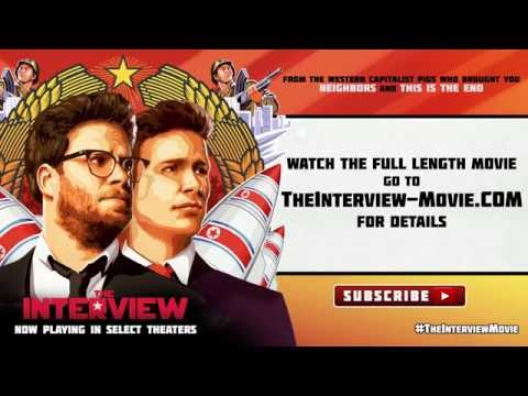 The Interview Movie - Freedom Prevails!