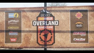 homepage tile video photo for Four Wheeler's 2020 Overland Adventure   Episode 1