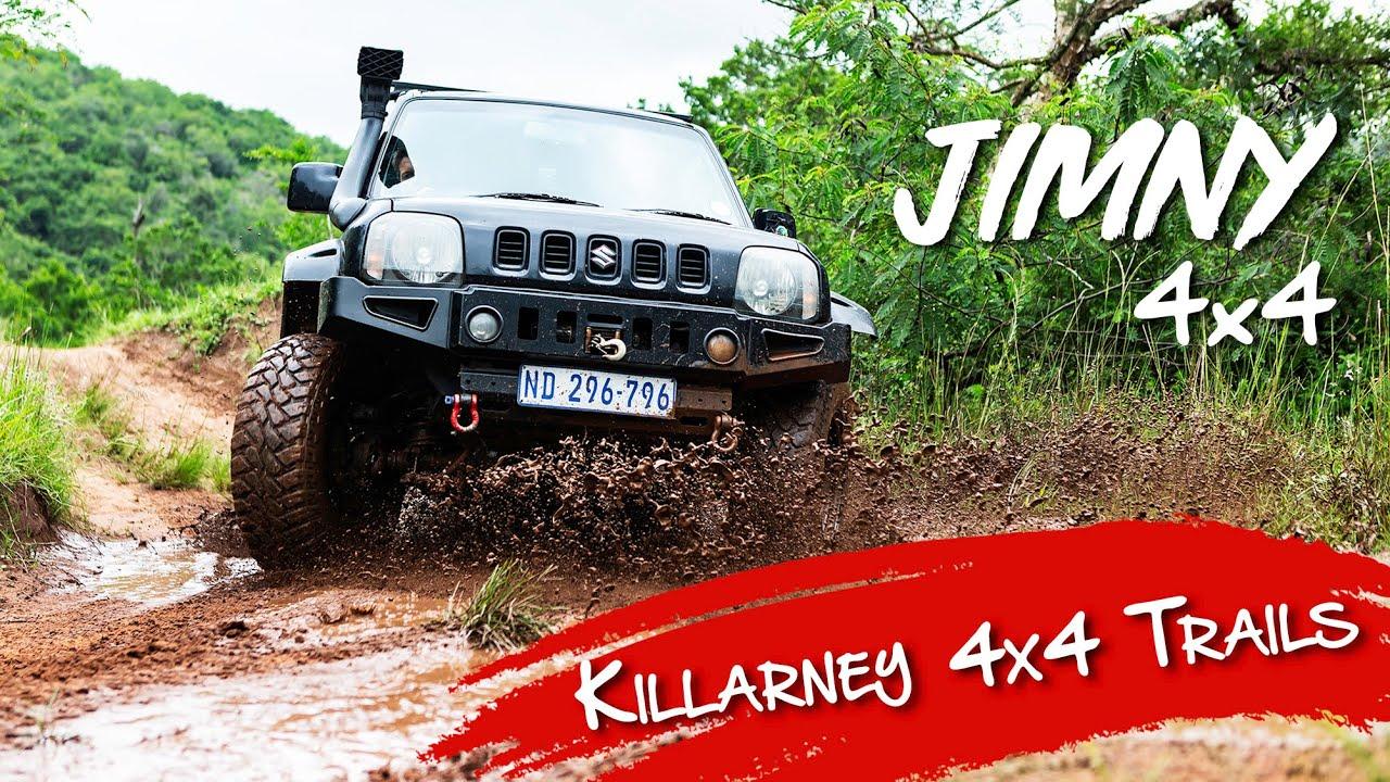 Suzuki Jimny at Killarney 4x4 Trails