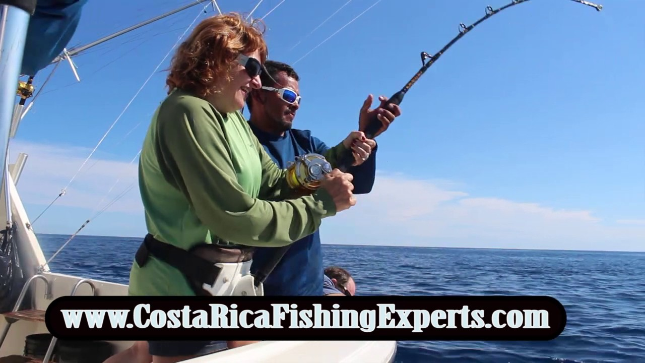 Costa Rica Fishing Experts Jaco Beach Charters Full And Half Day Trips Tours