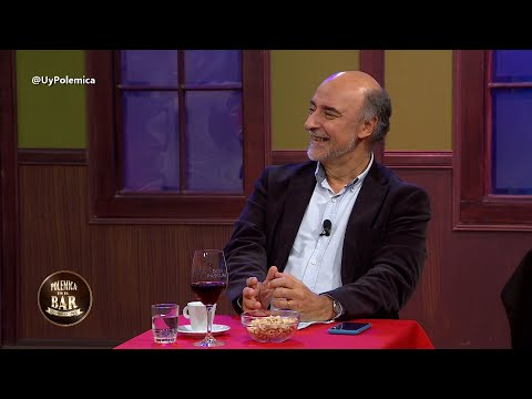 ¡Pablo Mieres en POLÉMICA EN EL BAR!
