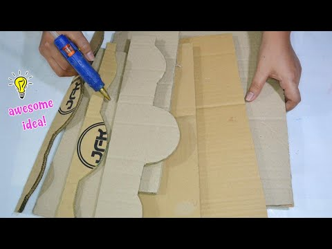 Useful Space Saving ...DIY Room Organizer| DIY Projects