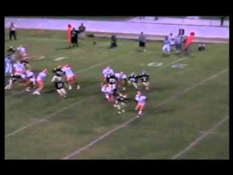 Sam Hutsell Football Highlights - YouTube