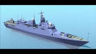 Украина начинает строить боевые корабли