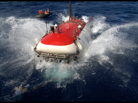 China's deep-sea submersible descends into Indian Ocean for ocean scientific expedition