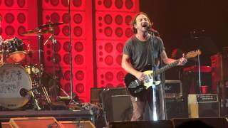 Pearl Jam - Setting Forth live Montreal 2011