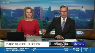 LIVE: Get the latest Idaho election results from the KTVB team