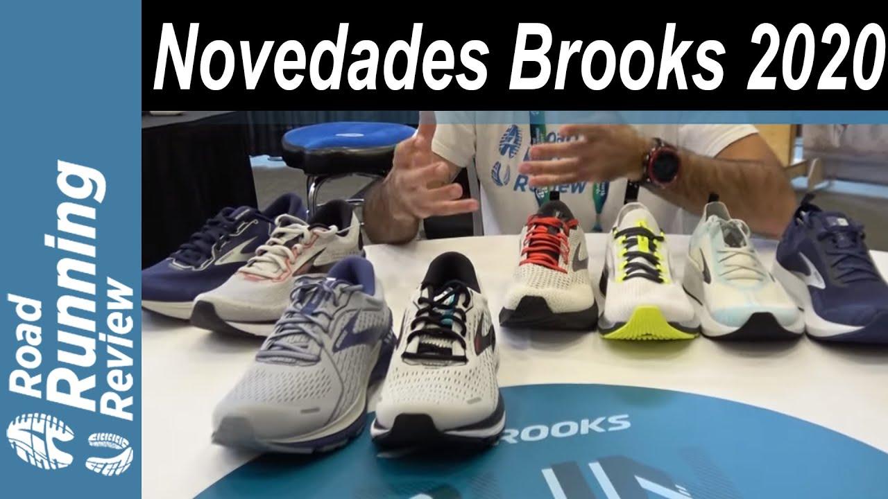 """Download Novedades Brooks 2020   """"Lo de siempre y dos nuevos pepinos"""""""