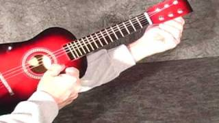 How To Use Your Woodstock Kid's Fantasy Guitar