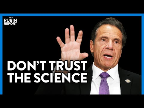 Cuomo: We Must Delay The Vaccine, Don't Trust Science...Wait, What? | DIRECT MESSAGE | RUBIN REPORT