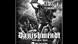 DANISHMENDT - Lumpen Héros (live au Zinc, Poitiers)