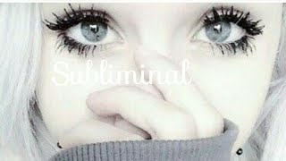 🌺 Get Big Eyes and Large irises in one day subliminal 🌺