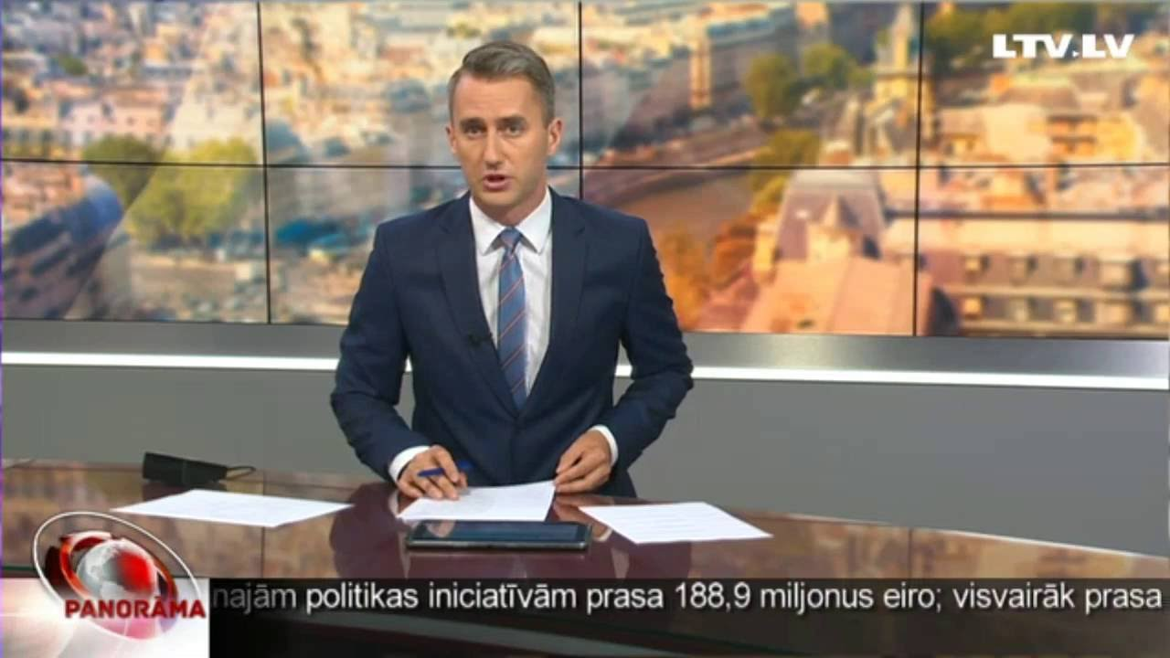 News Intro - Latvia (LTV1/LTV/LSM)