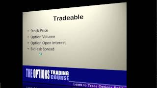 How to Trade Options Profitably Around Earnings Releases Part II