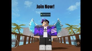 Join Pearl Clothing! Shadows Creations Roblox