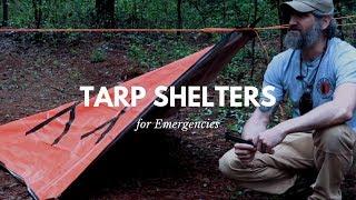 Flintlock Annual Skills Gathering: Tarp Shelters