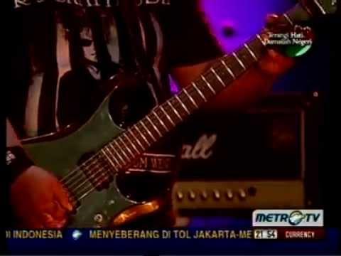 Power Metal feat Banhasir Kaisar - Mulut Angin Log Music+Win Mild Rock Legend Metro TV
