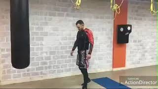 функциональная тренировка бойца