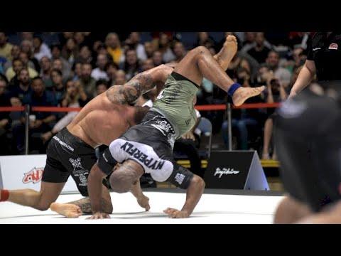 Nick Rodriguez vs Mahamed Aly - 2019 ADCC World Championships