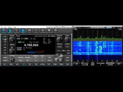 Fenu-Radio - Icom IC-R8600 on