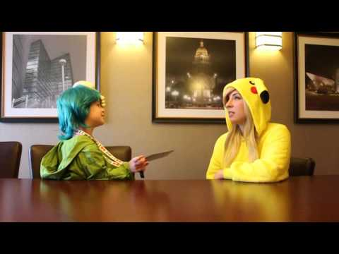 Wasabi Interviews Part 1 - Jessica Marzipan (Merizan) from Heroes of Cosplay - Day 626 | ActOutGames