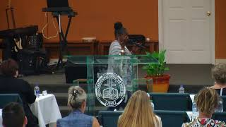 Recovery 30th Year Anniversary Event-Sister Tuesday Florence's Testimony