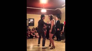 Rose City Blues 2012 - Strictly - #2: Spotlight w/ Andrew Smith & Jenny Sowden