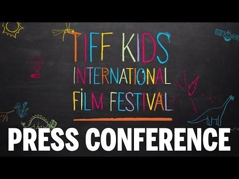 TIFF Kids 2014 Press Conference