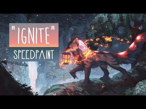 Ignite | SPEEDPAINT | Photoshop CC