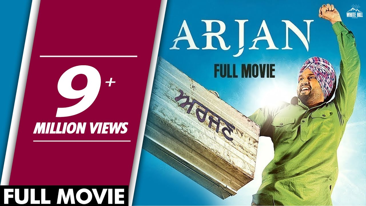 New Punjabi Movies 2018 Full Movie - ARJAN - Roshan Prince - Prachi Tehlan - Punjabi Comedy Movies