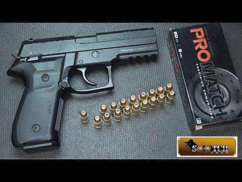 Arex Rex Zero 1 S 9mm Pistol Review