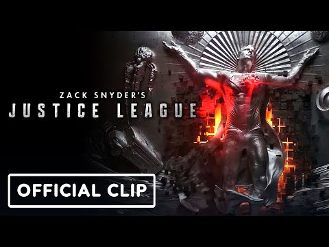 Zack Snyder's Justice League: The Mother Box Origins - Official Exclusive Clip | IGN Fan Fest 2021