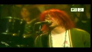Nirvana - Smells Like Teen Spirit (Mtv Live 1992)