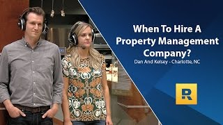 When Should We Hire Property Management Company