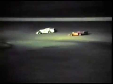 1985 races at Black Hills Speedway #67 late model main event