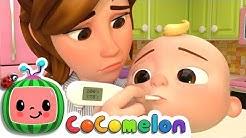 Sick Song   CoComelon Nursery Rhymes & Kids Songs